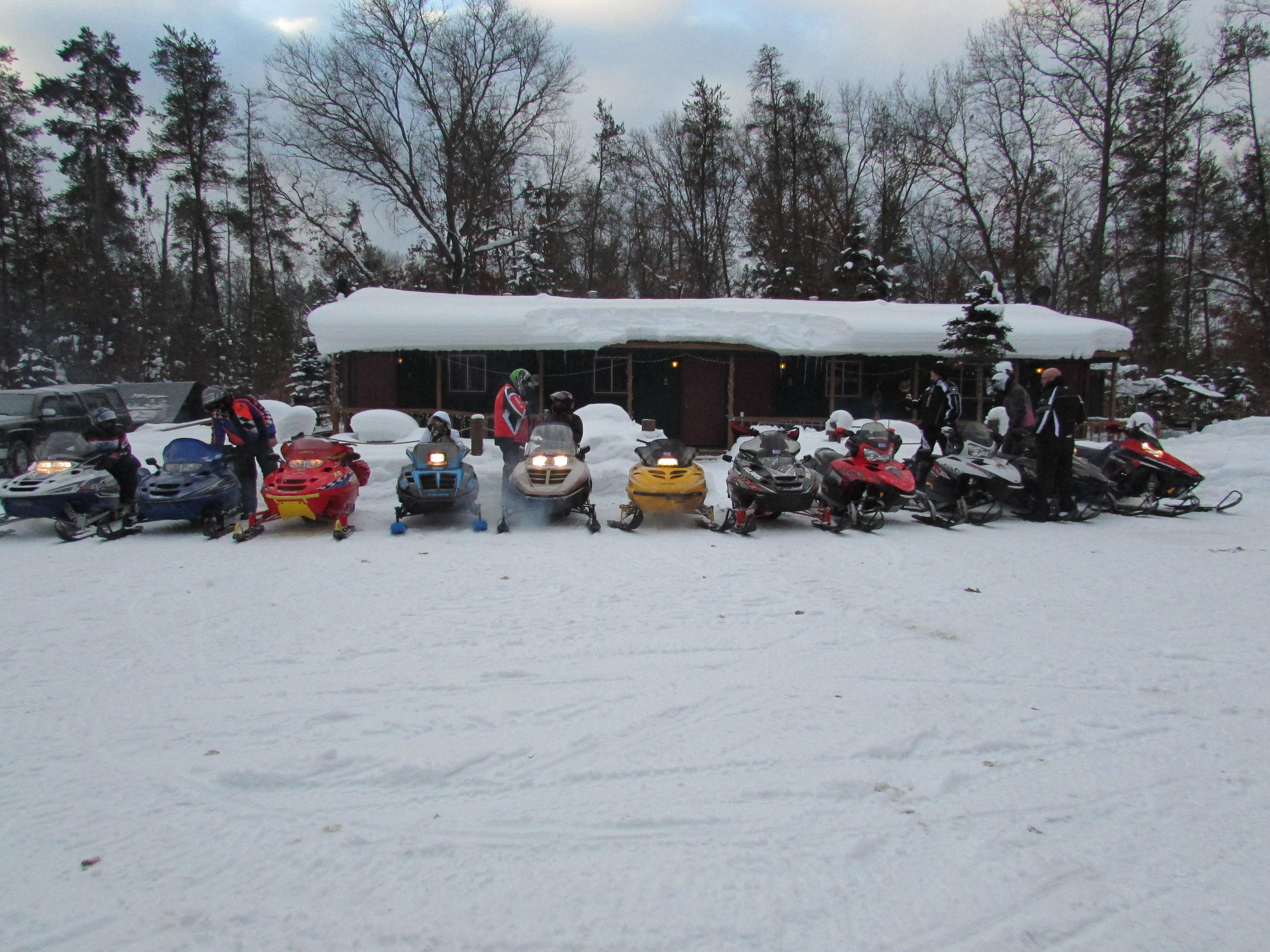 Best Bear Lodge & Campground Baldwin/Irons Area image 12