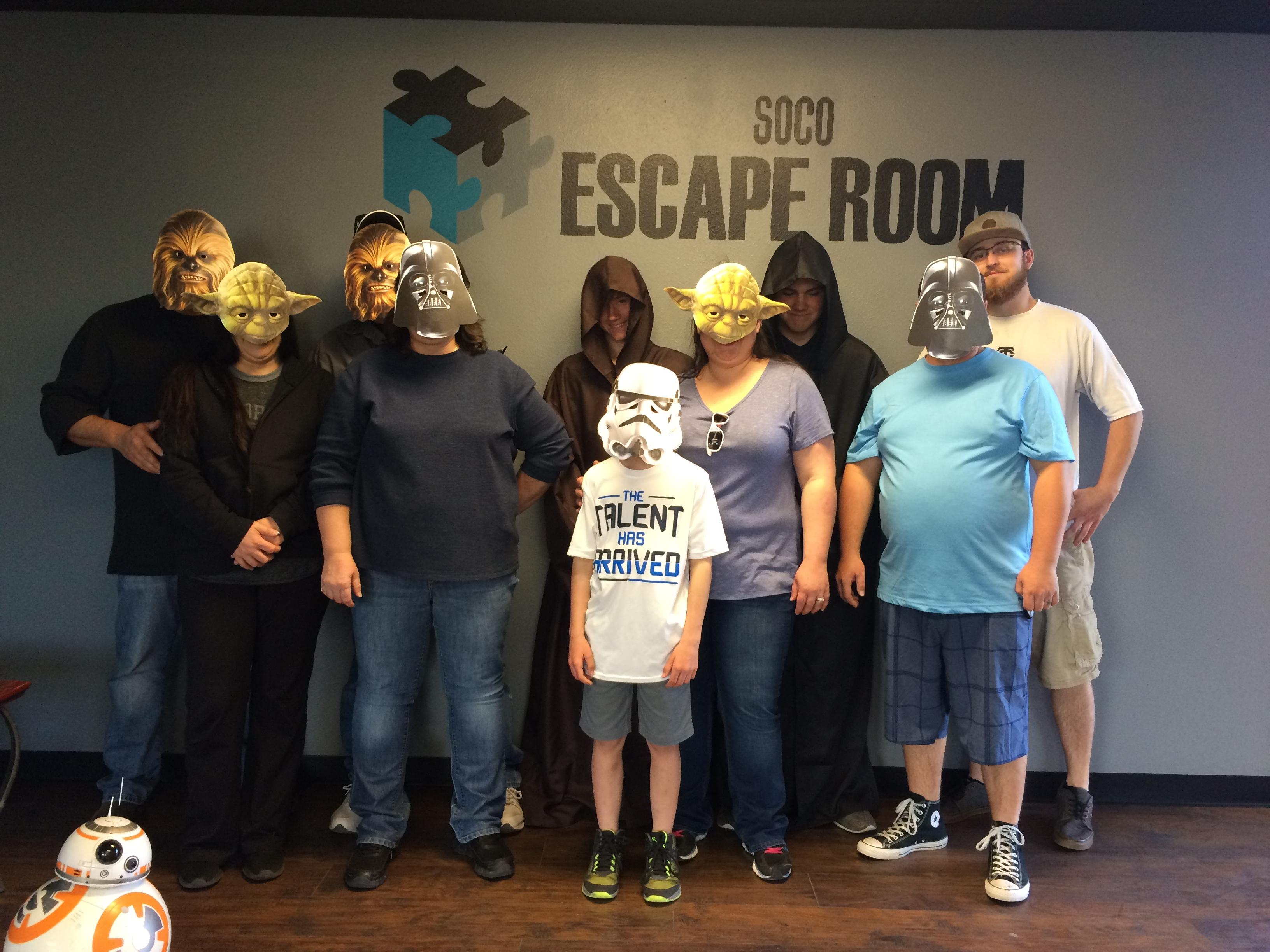 SoCo Escape Room image 15