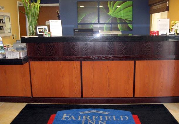 Fairfield Inn by Marriott Kankakee Bourbonnais image 0