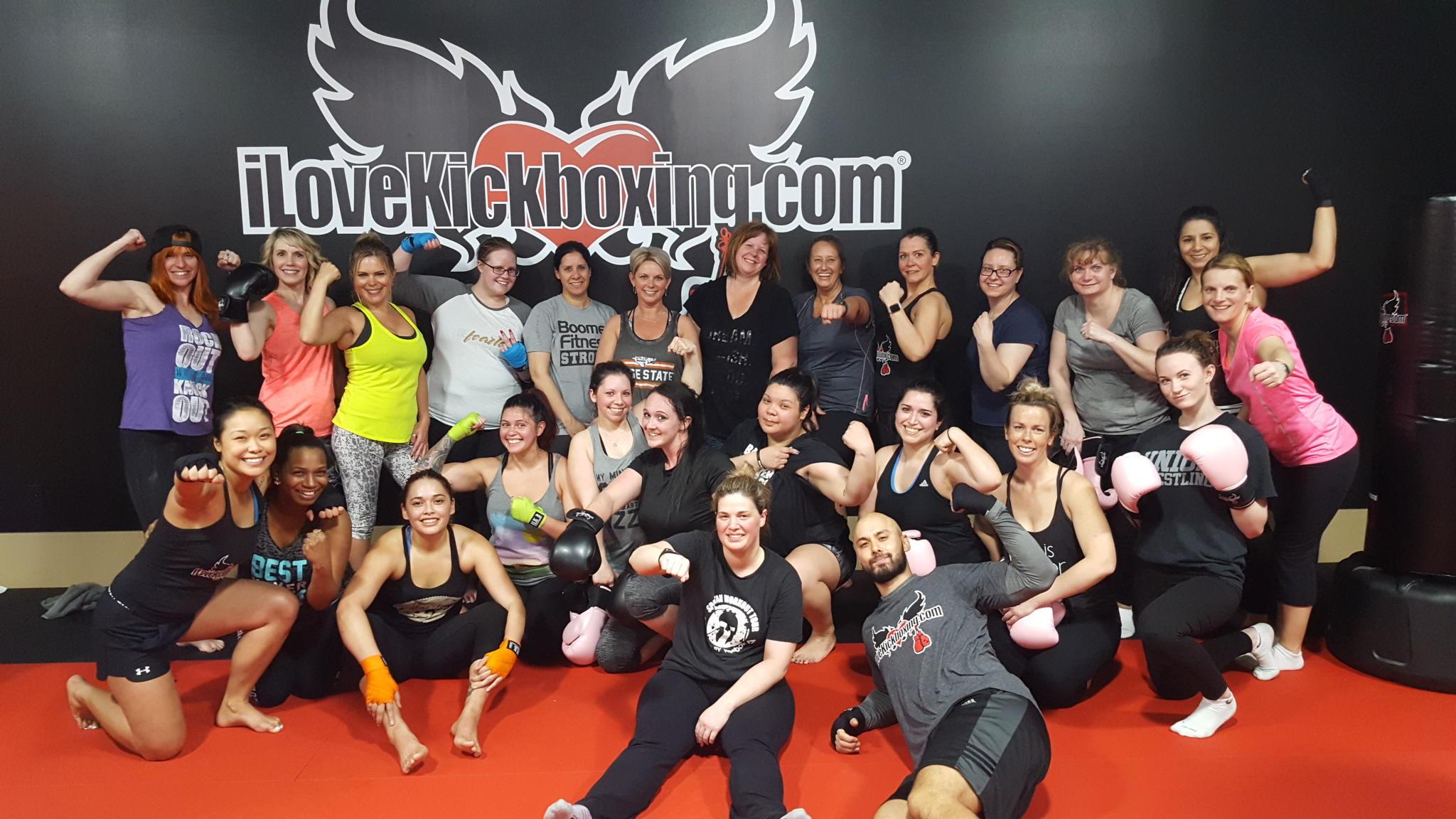 iLoveKickboxing - Vancouver