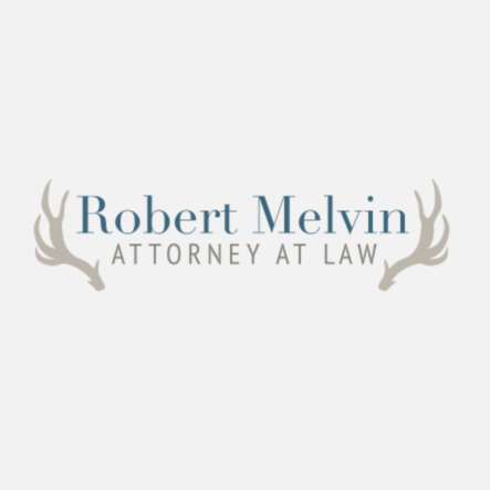 ROBERT MELVIN ATTORNEY AT LAW