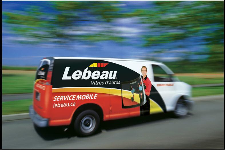 Lebeau Vitres d'autos à Lasalle: Service mobile de Lebeau, nous viendrons à vous où que vous vous trouviez!