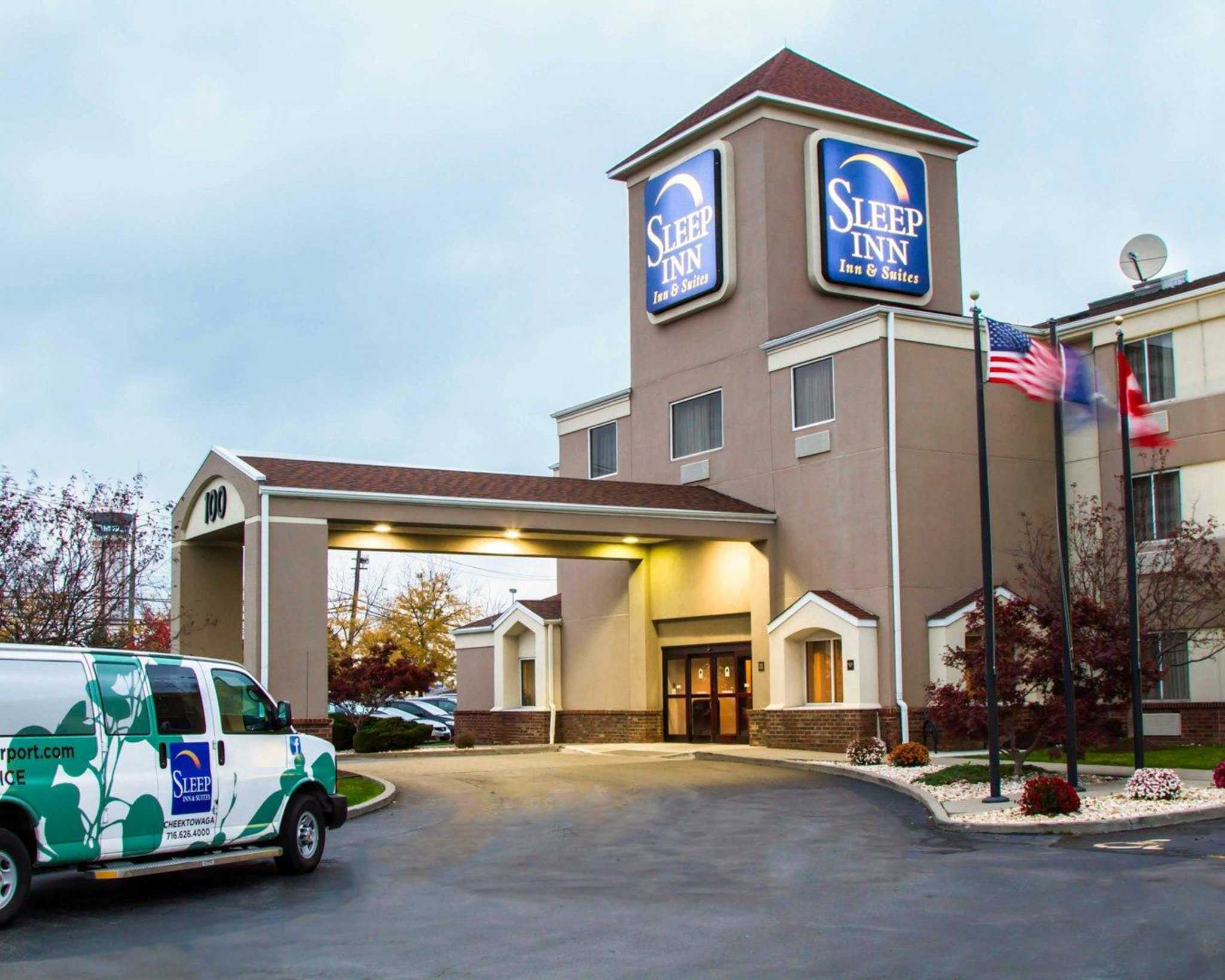 Sleep Inn & Suites Buffalo Airport image 2
