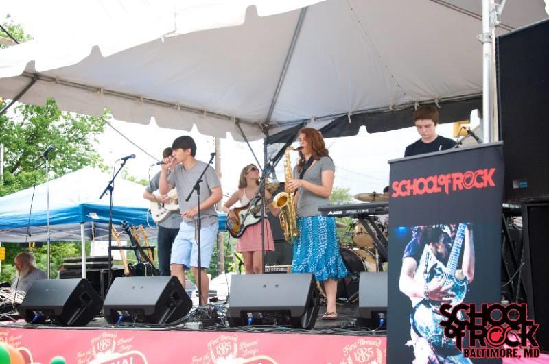 School of Rock Baltimore image 0