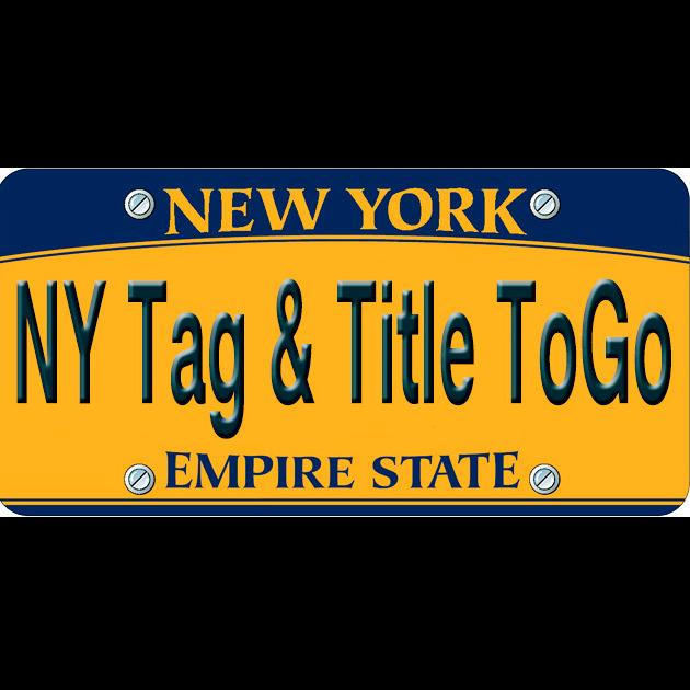 NY Tag & Title To Go