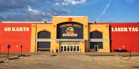 Kokomo Joe S Family Fun Center In Saint Peters Mo 63376