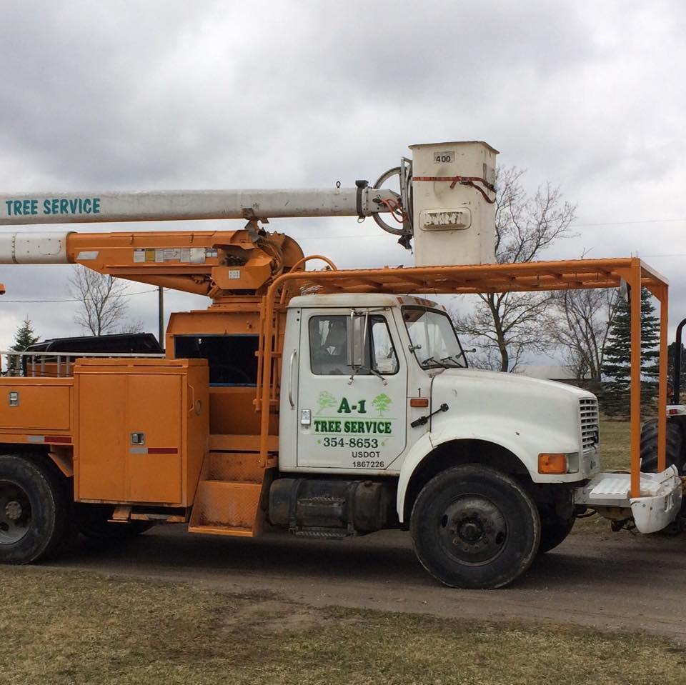 A-1 Tree Service, LLC image 1