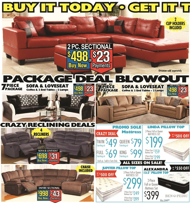 Price Busters Discount Furniture In Forestville Md 20747 Citysearch