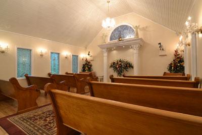 Wedding Chapel at Honeymoon Hills, Gatlinburg Wedding Chapel image 0