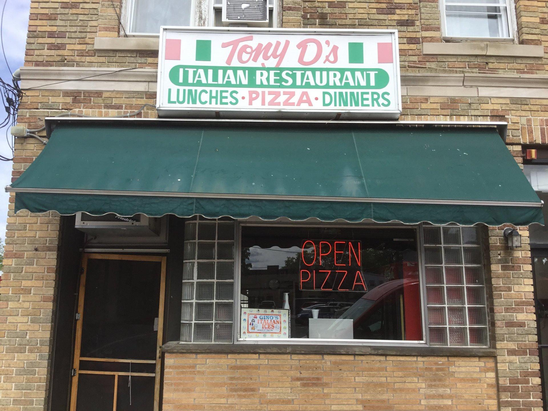 Tony D's Pizza image 9