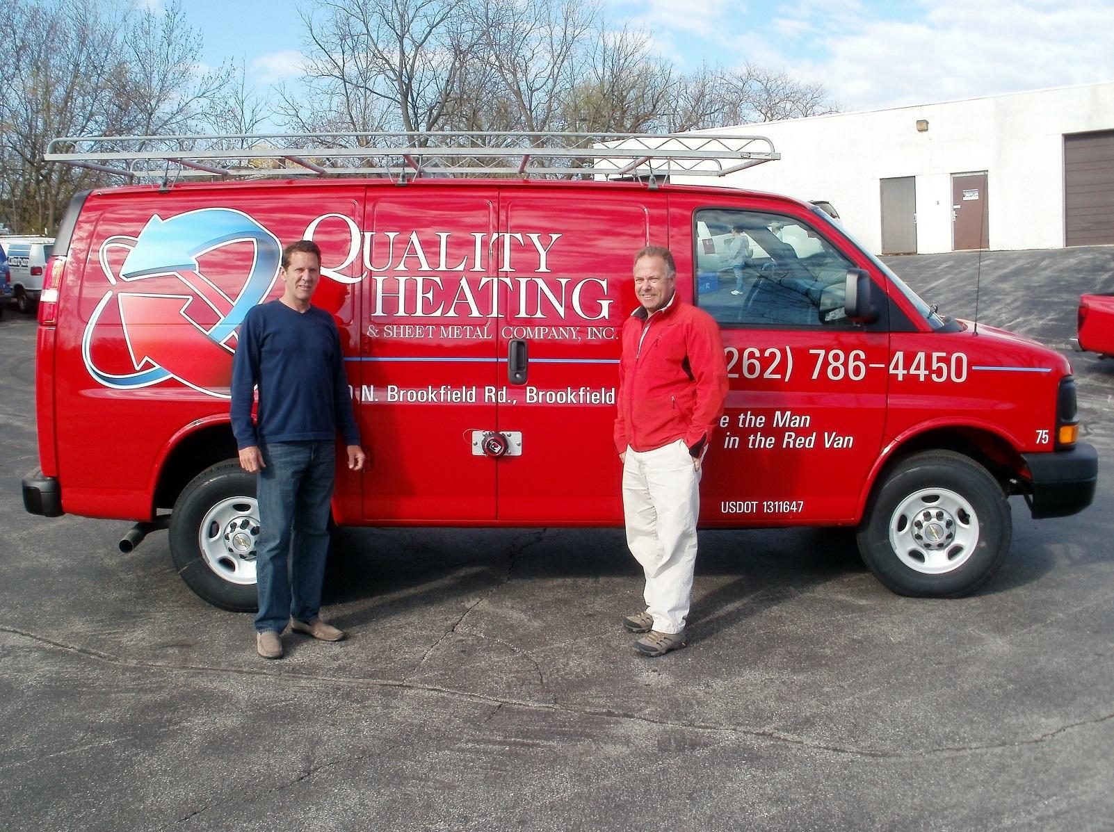 Quality Heating & Sheet Metal Company, Inc. image 2