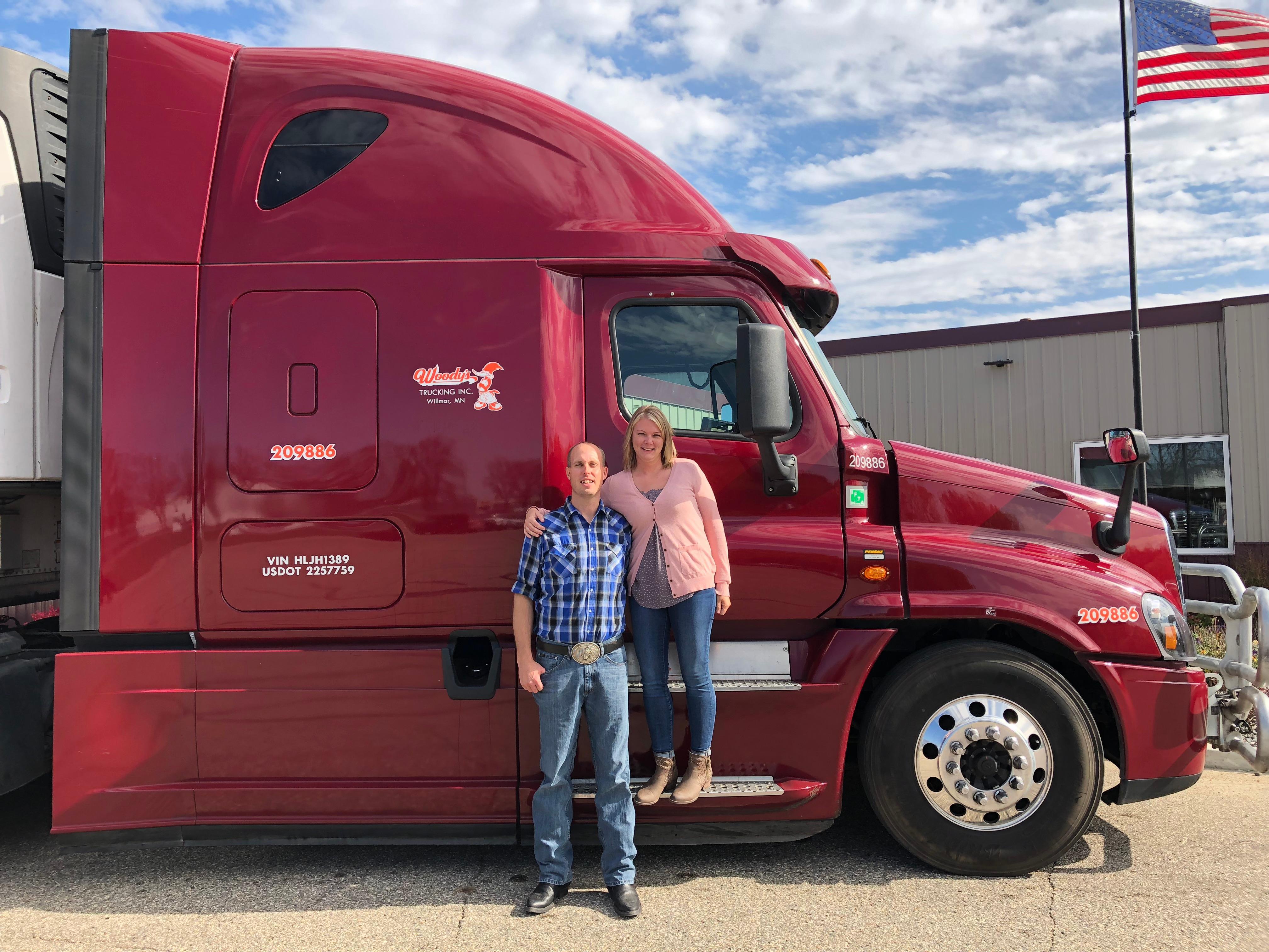 Woody's Trucking Inc. image 1