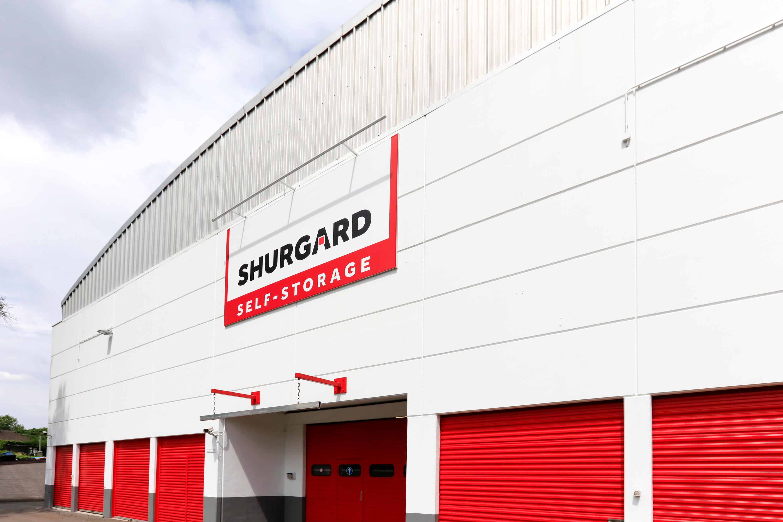 Shurgard Self Storage Maastricht Zuid