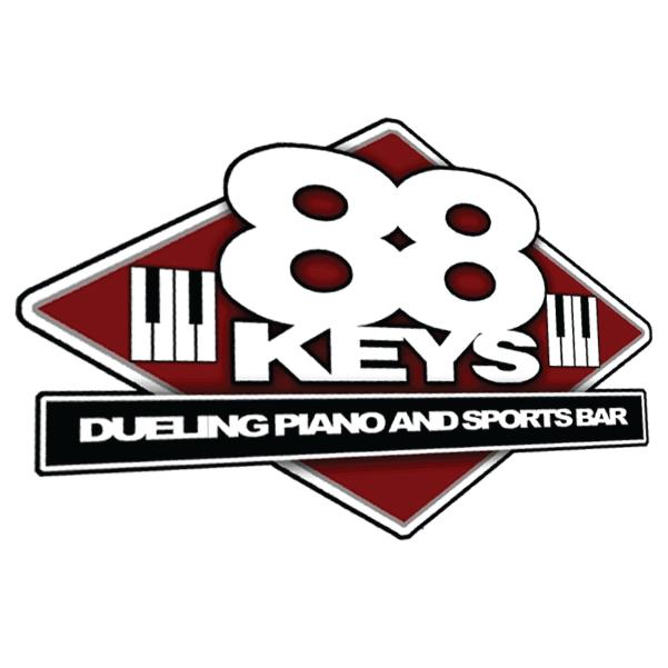 88 keys dueling piano and sports bar