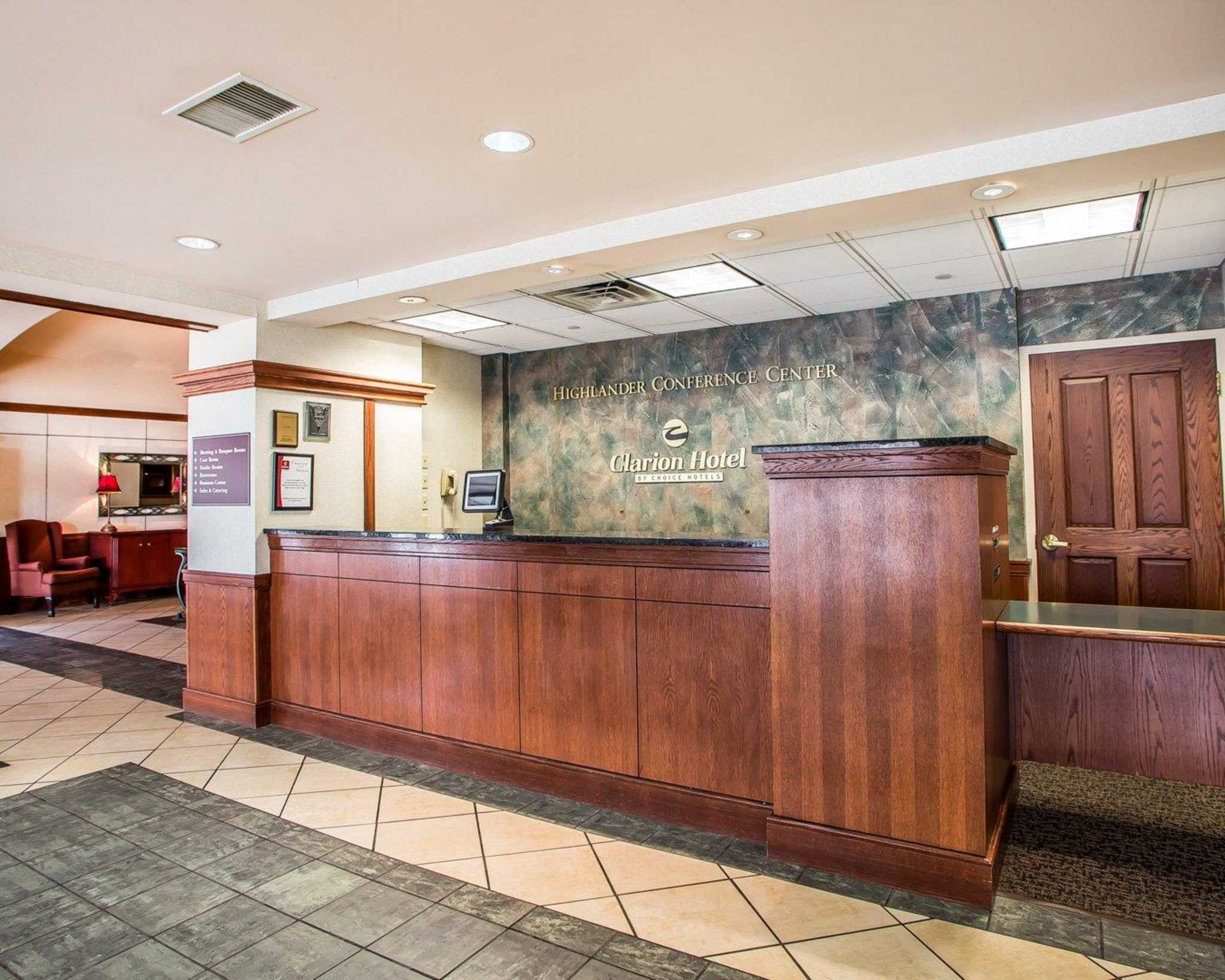 Clarion Hotel Highlander Conference Center image 13