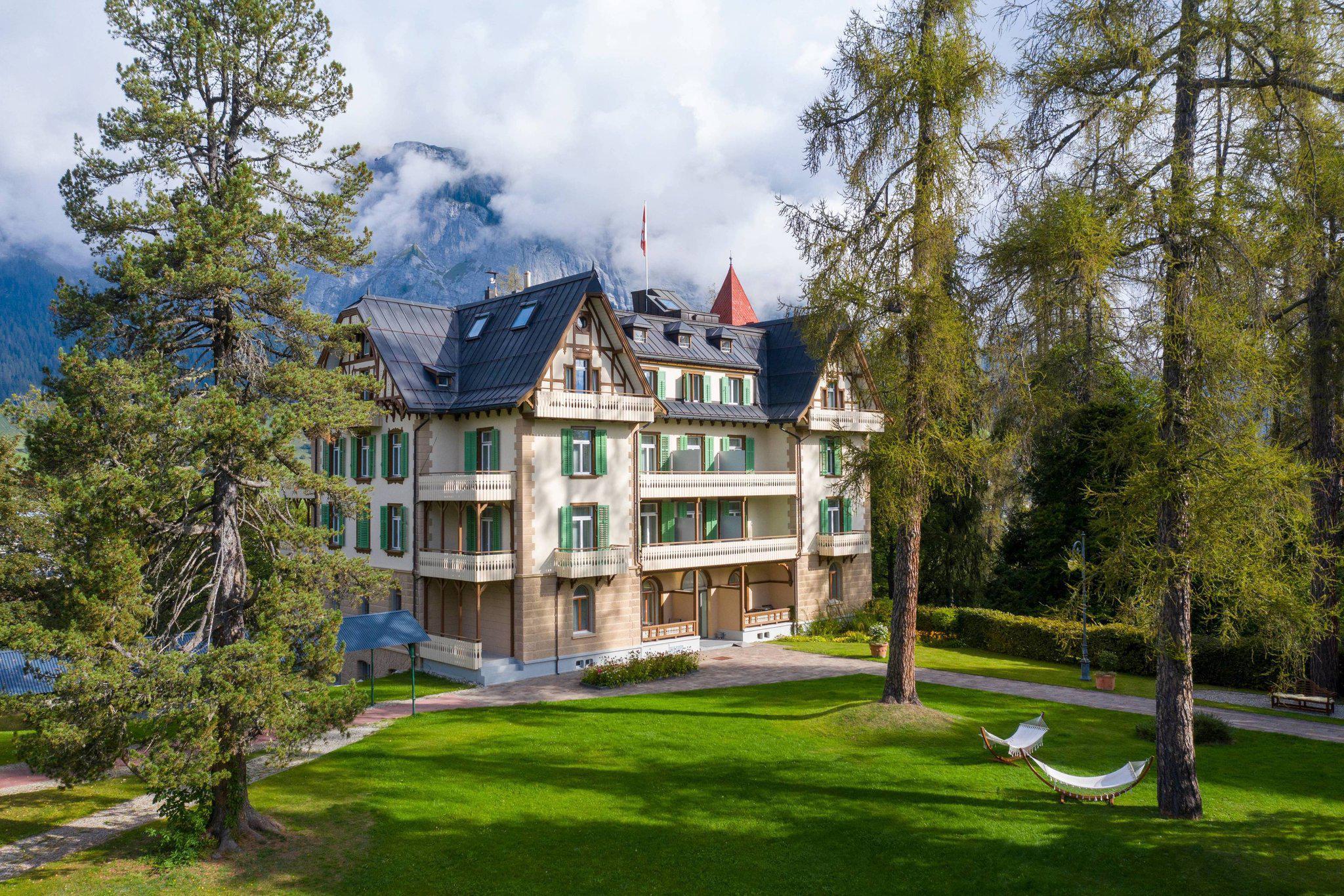 Waldhaus Flims Wellness Resort, Autograph Collection