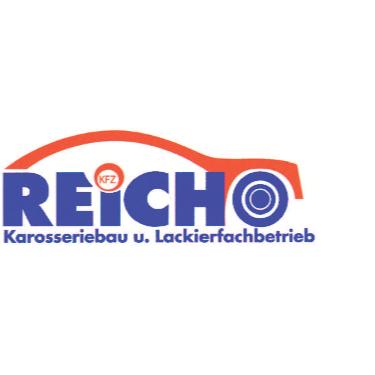 Logo von Reicho Frank AUTO + LACK Karosseriebau und Fahrzeuglackierung