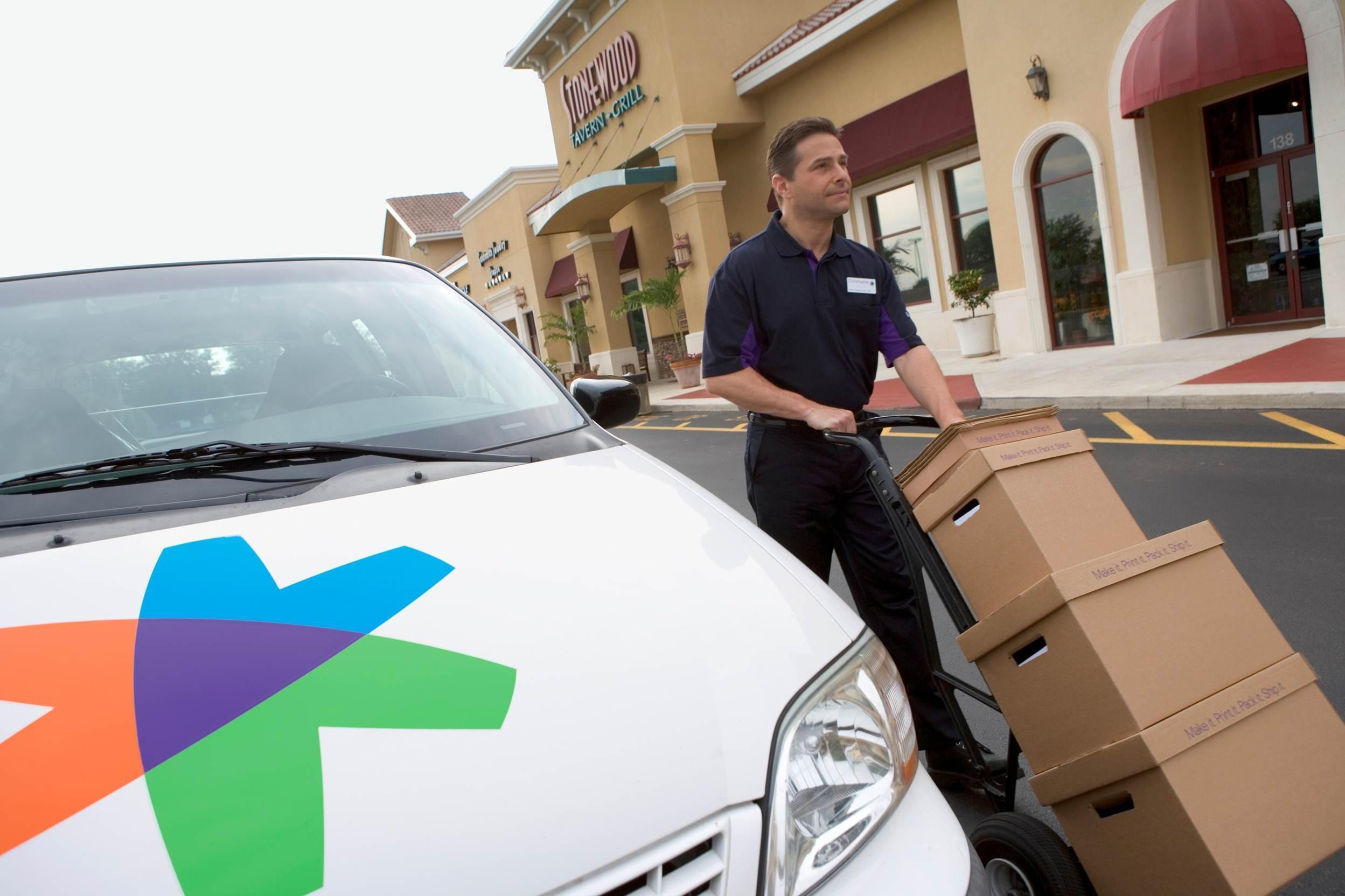 FedEx Office Print & Ship Center - ad image