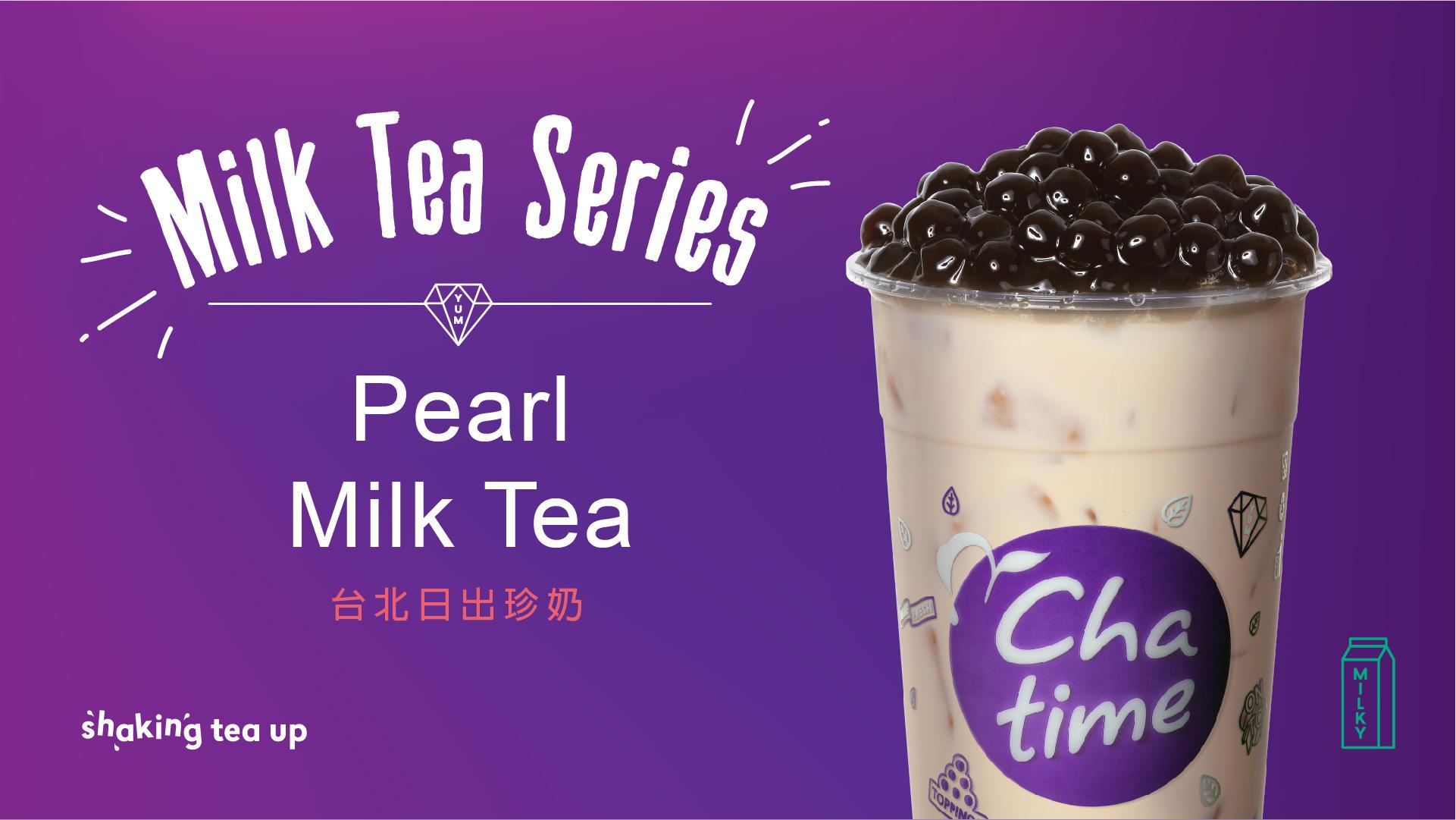 Chatime Bubble Tea & Slurping Noodles image 11