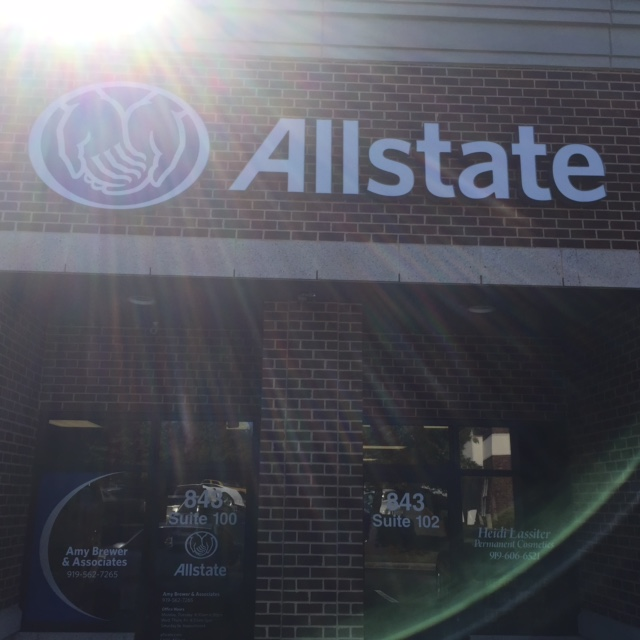 Allstate insurance agent amy brewer coupons wake forest for Allstate motor club discount code