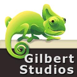 GilbertStudios Website Design