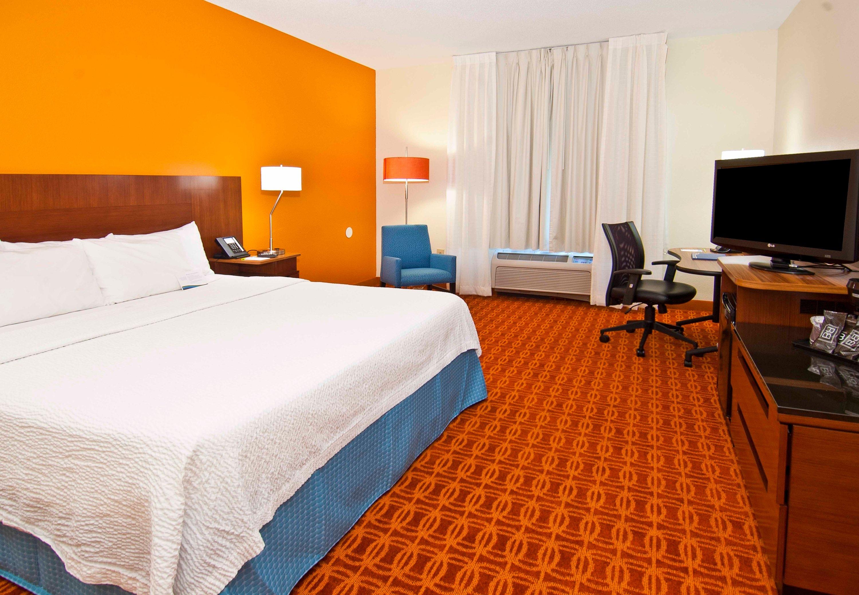 Fairfield Inn & Suites by Marriott Jackson Airport image 10