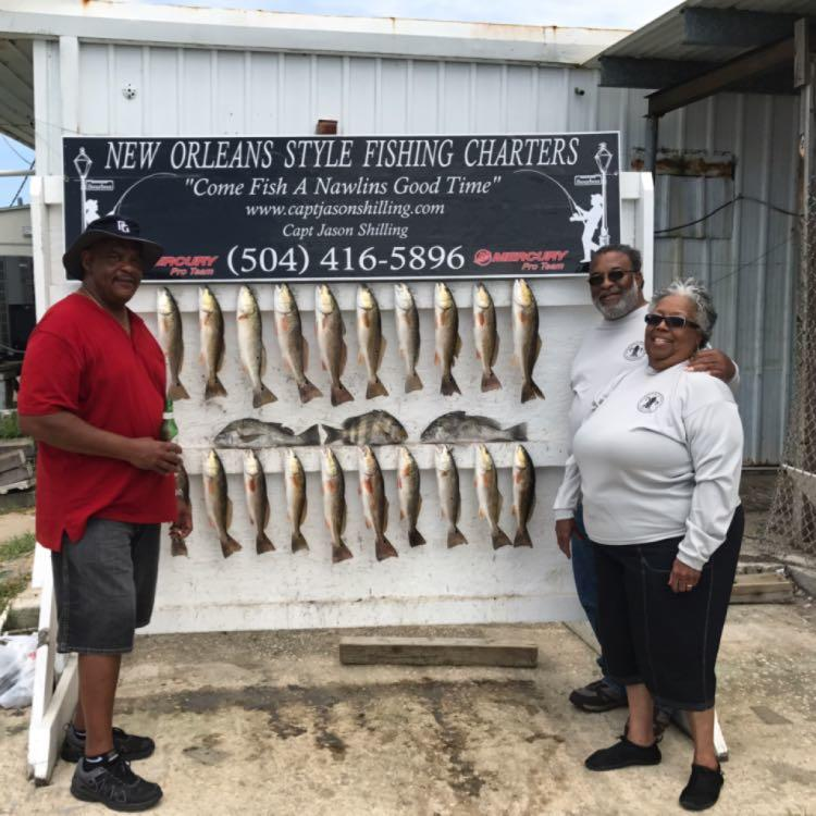 New Orleans Style Fishing Charters LLC image 29