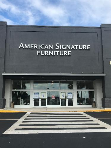 American Signature Furniture 7463 West, American Furniture Orlando
