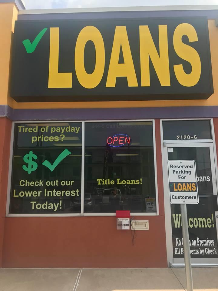 Check Loans image 1