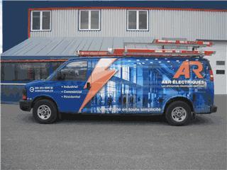 Les Entreprises Electriques A & R Ltée à Saint-Hyacinthe