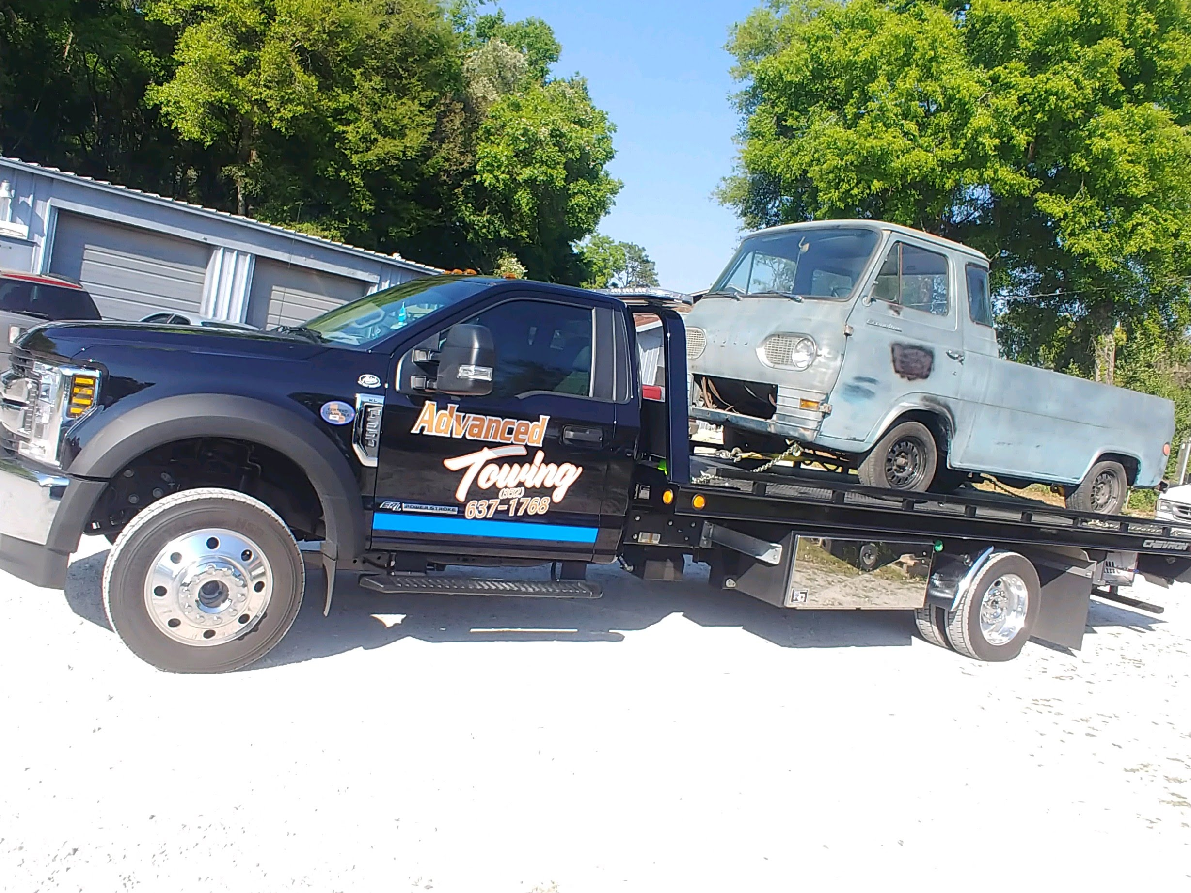 Advanced Towing image 41