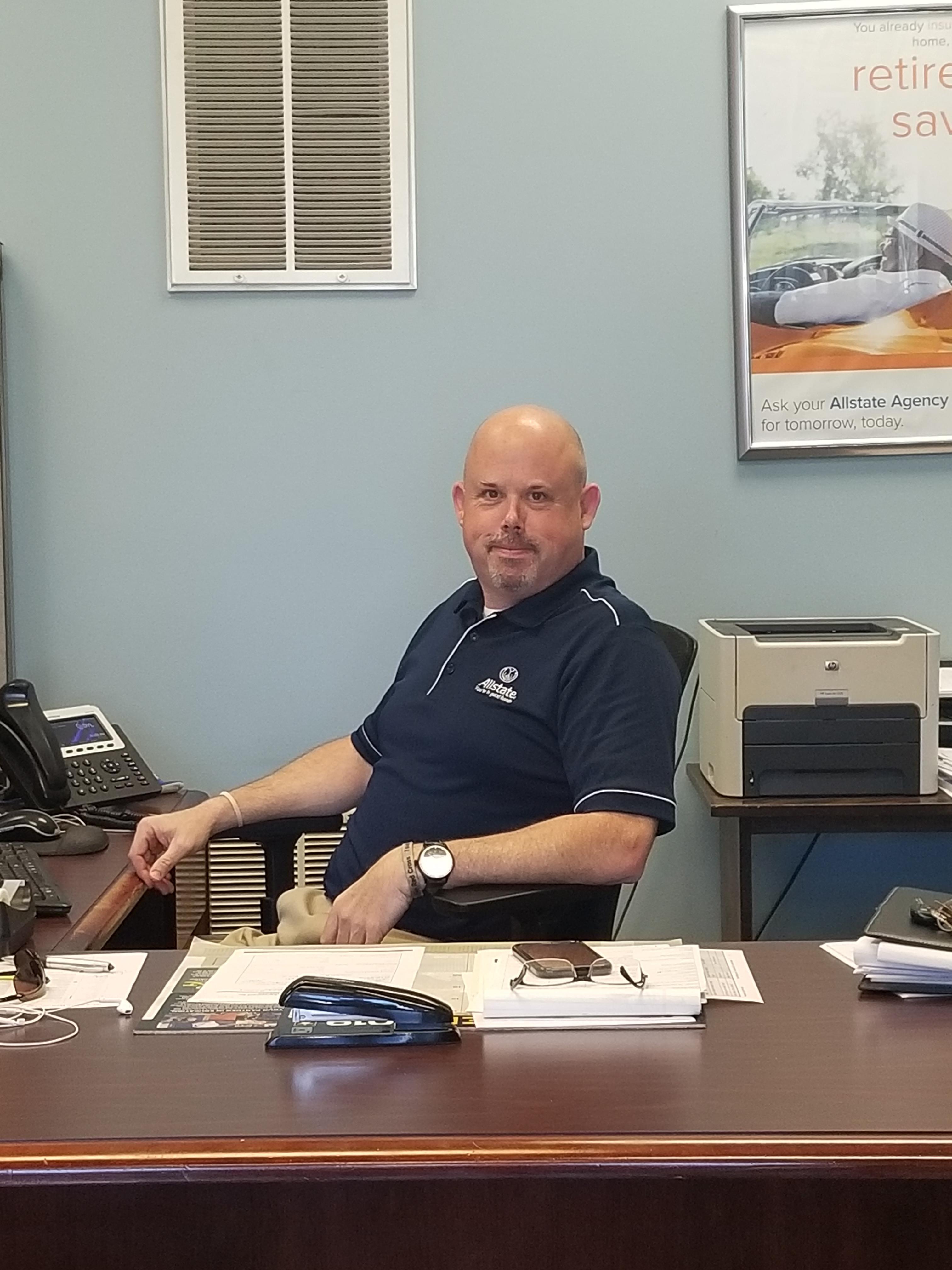 Mark Harrington: Allstate Insurance