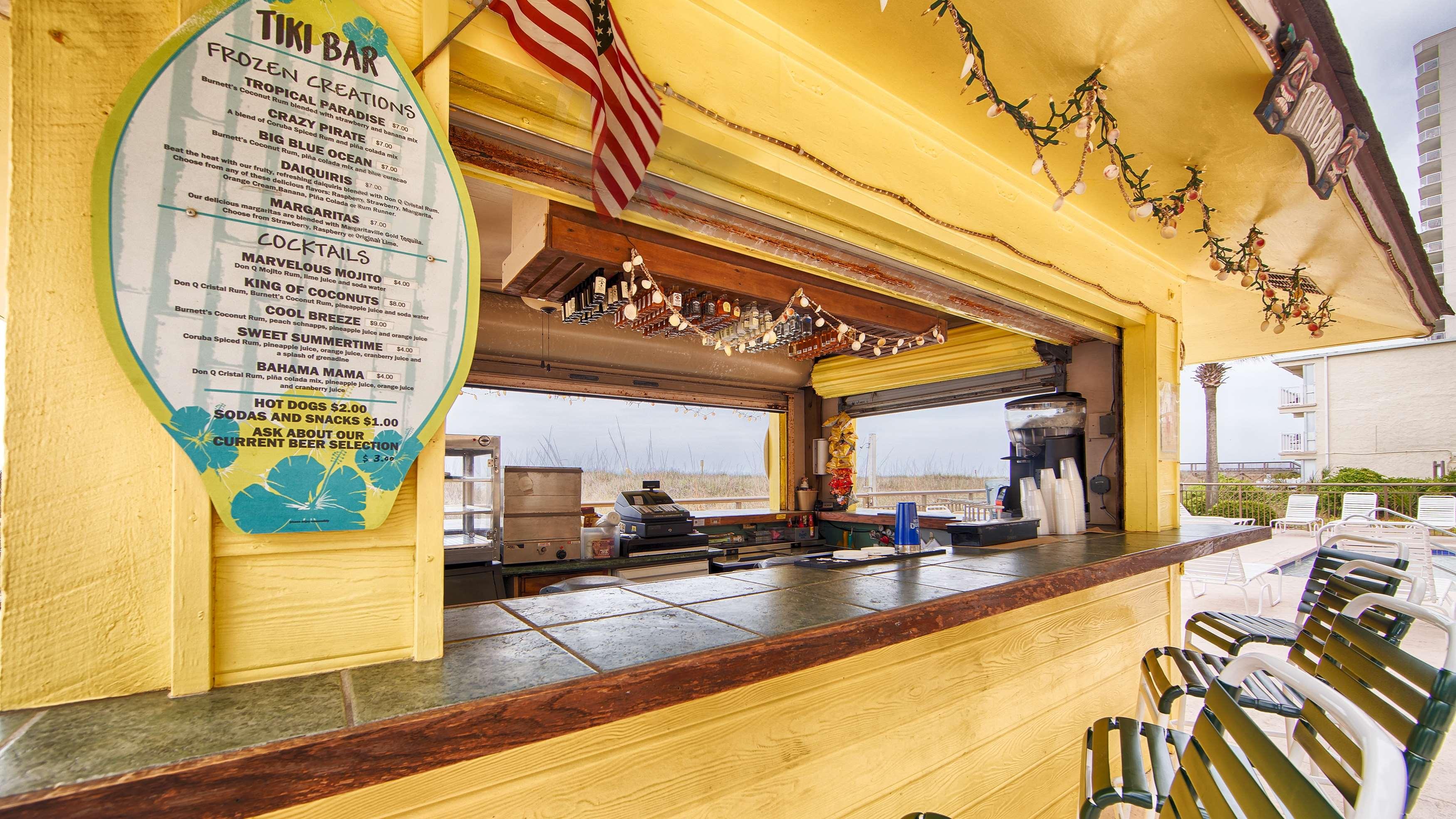 Best Western Ocean Sands Beach Resort