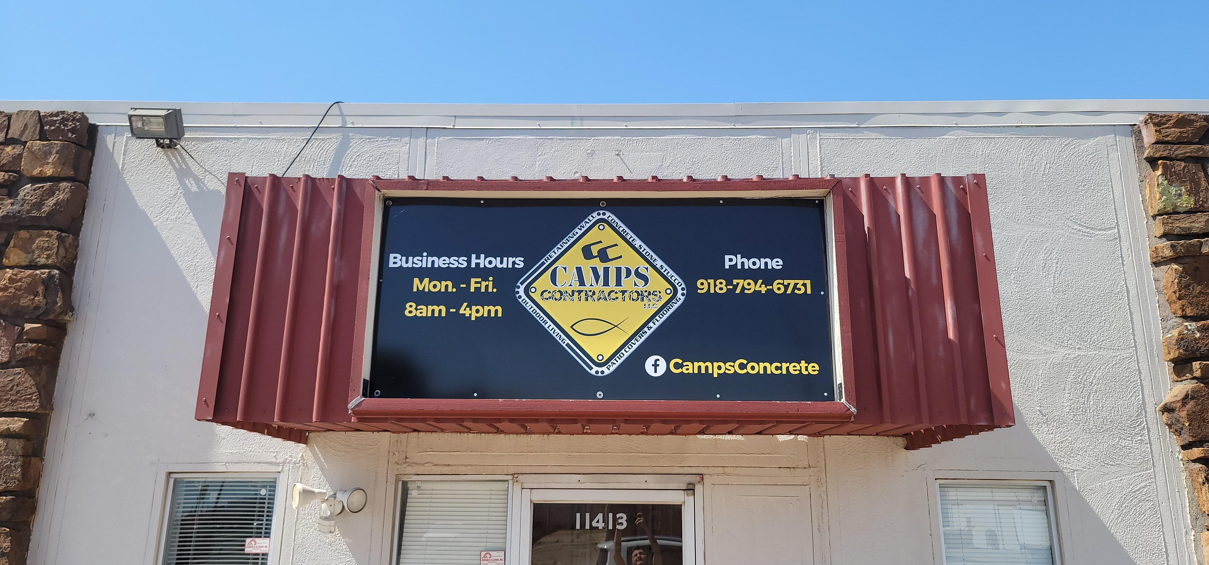 CAMPS CONTRACTORS LLC