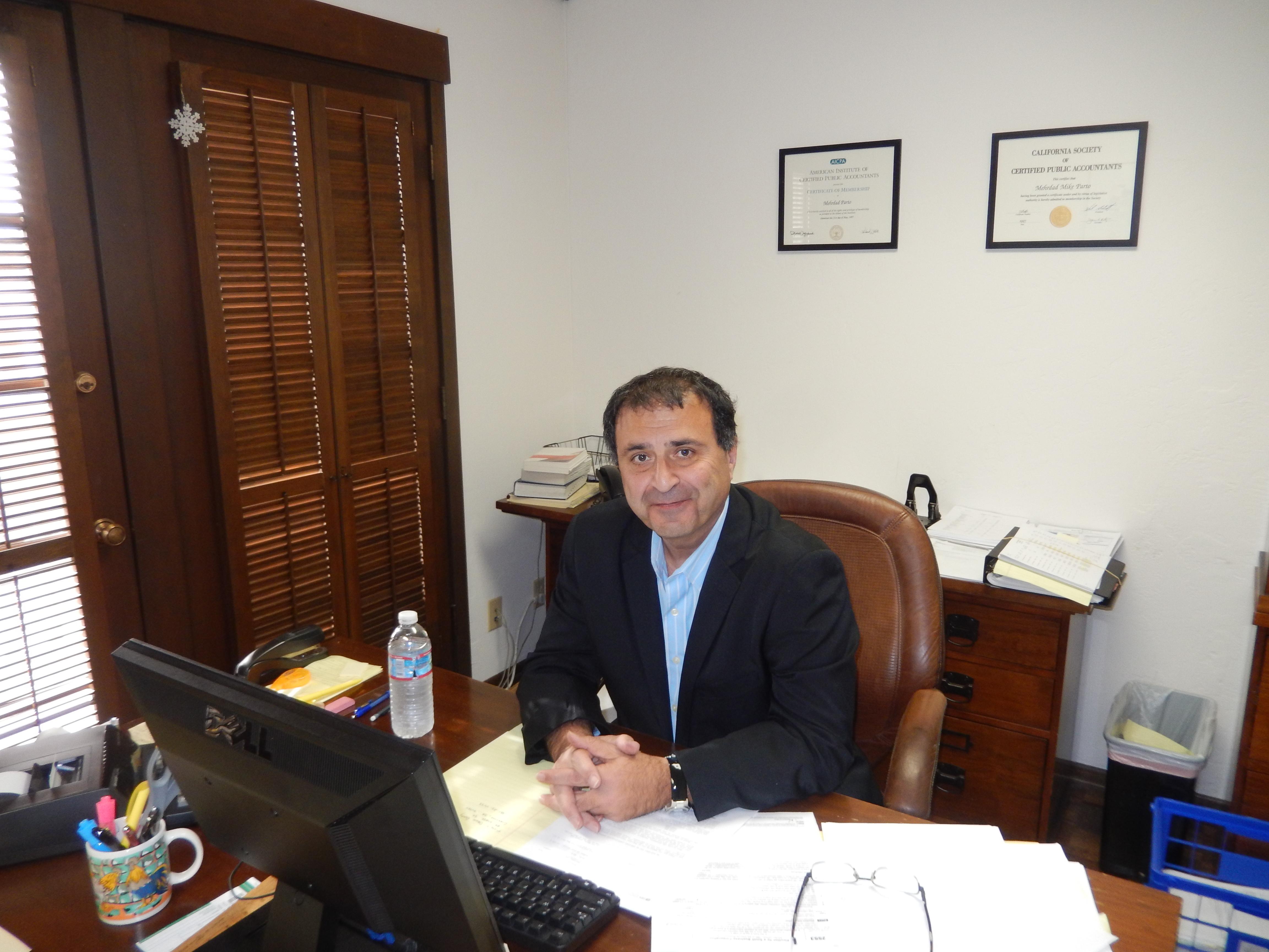 Michael M Parto, CPA