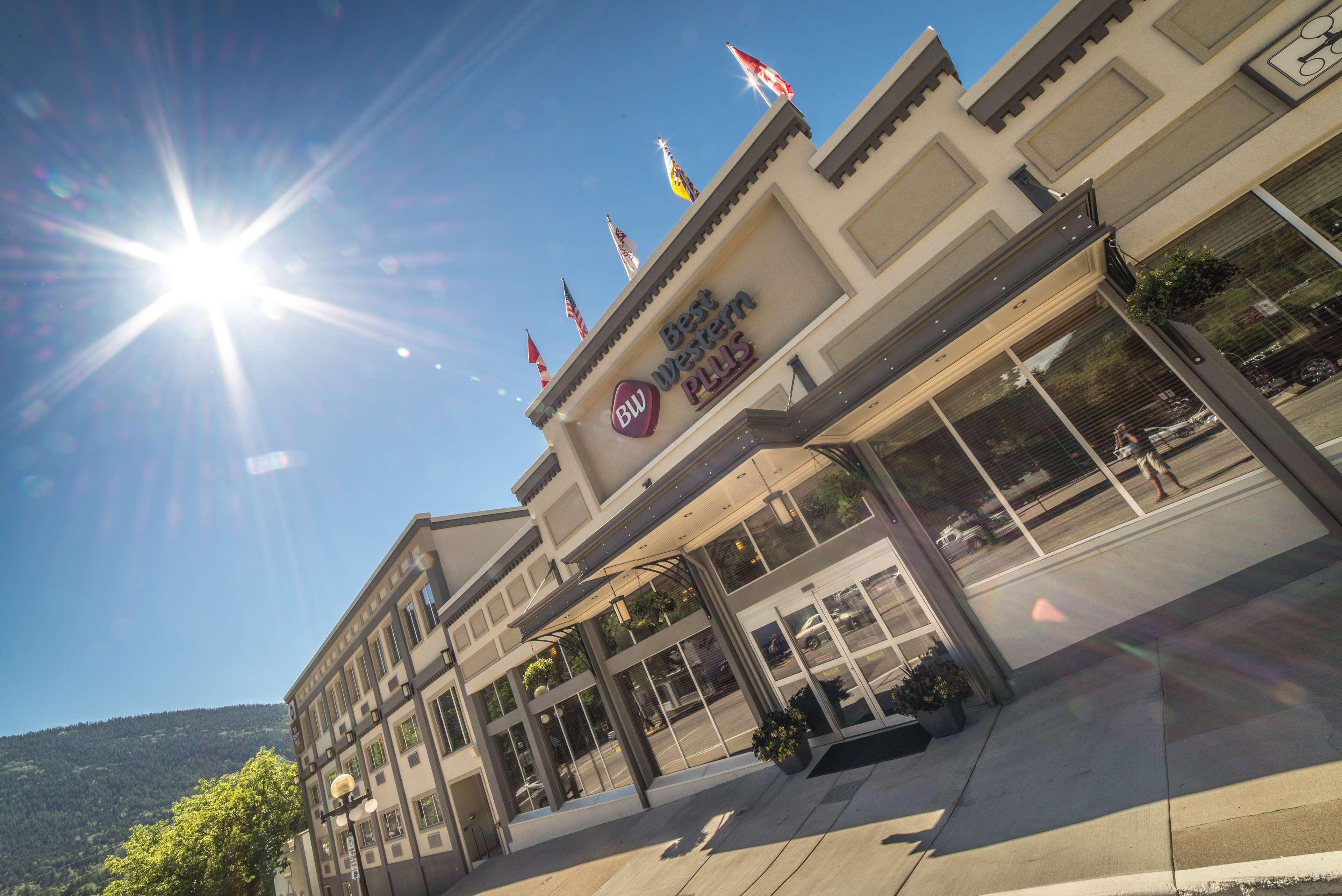Best Western Plus Baker Street Inn & Convention Centre in Nelson: DSC