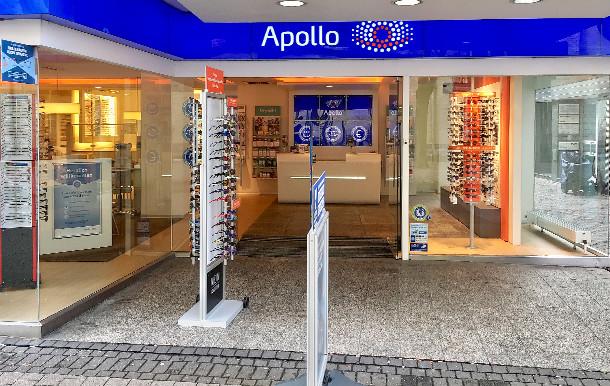 Apollo-Optik, Minoritenstraße 7 in Köln