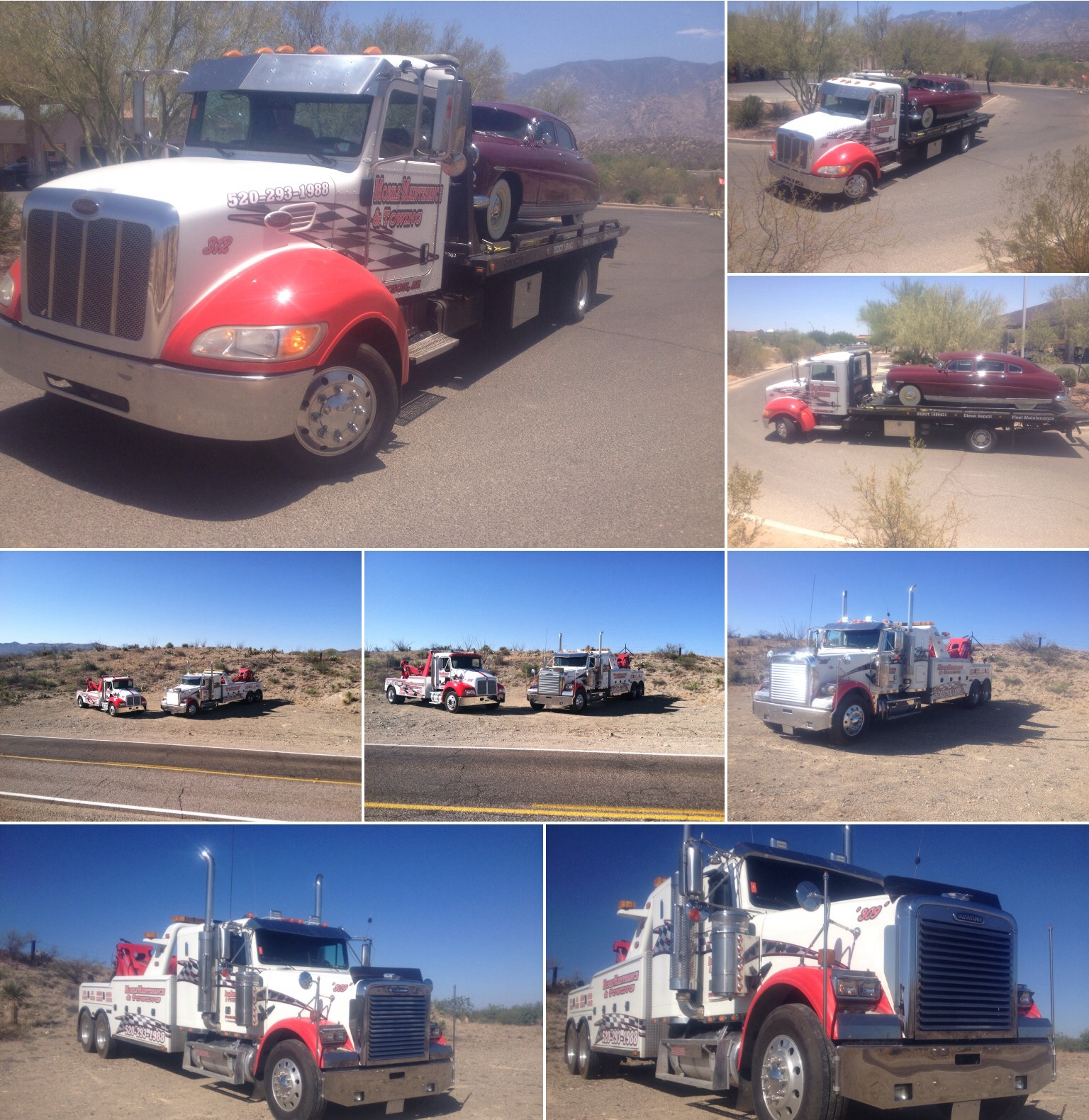 Mobile Maintenance and Towing, LLC