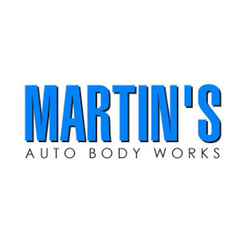 Martin's Auto Body Works