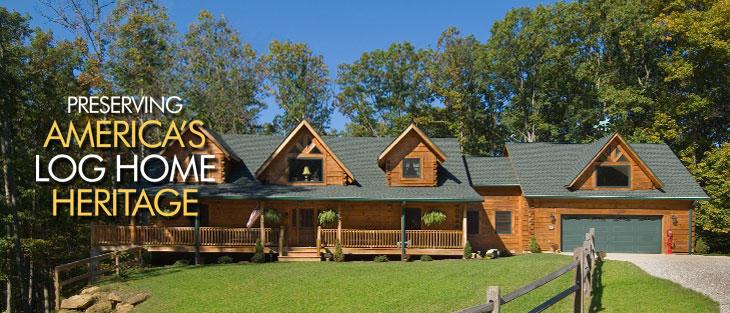 R & R Log Homes image 1