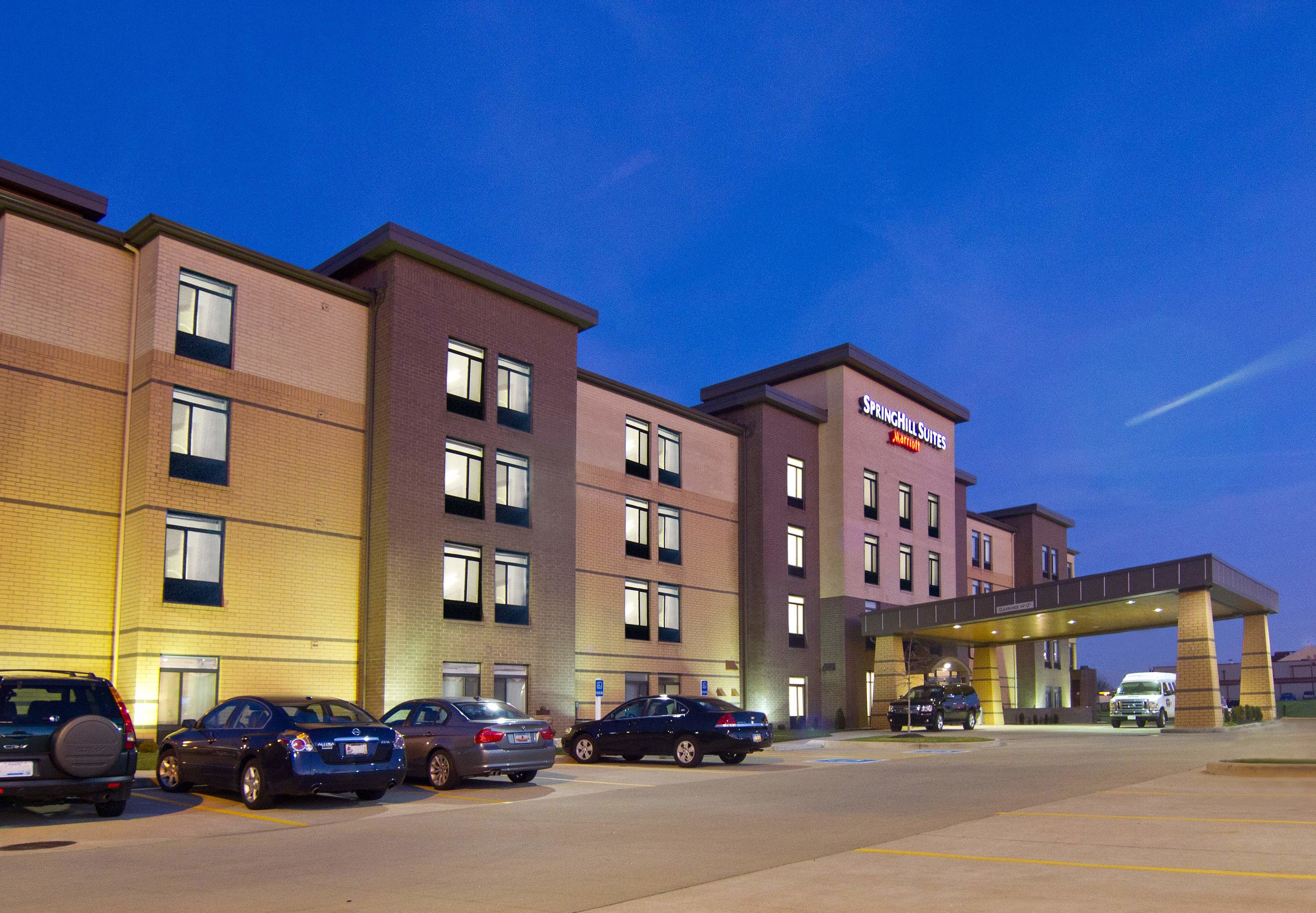 Springhill Suites By Marriott Cincinnati Airport South At