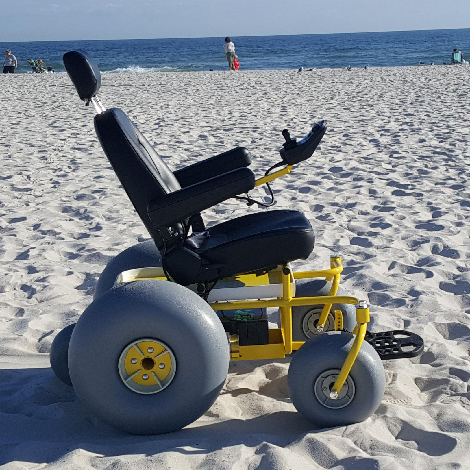 Beach'n Buggys Wheelchair Sales and Rental