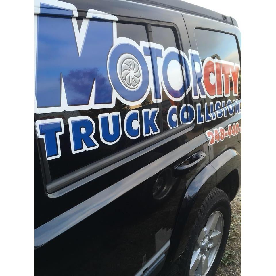 Motor City Truck Collision, Body Shop, Paint & Repair image 6
