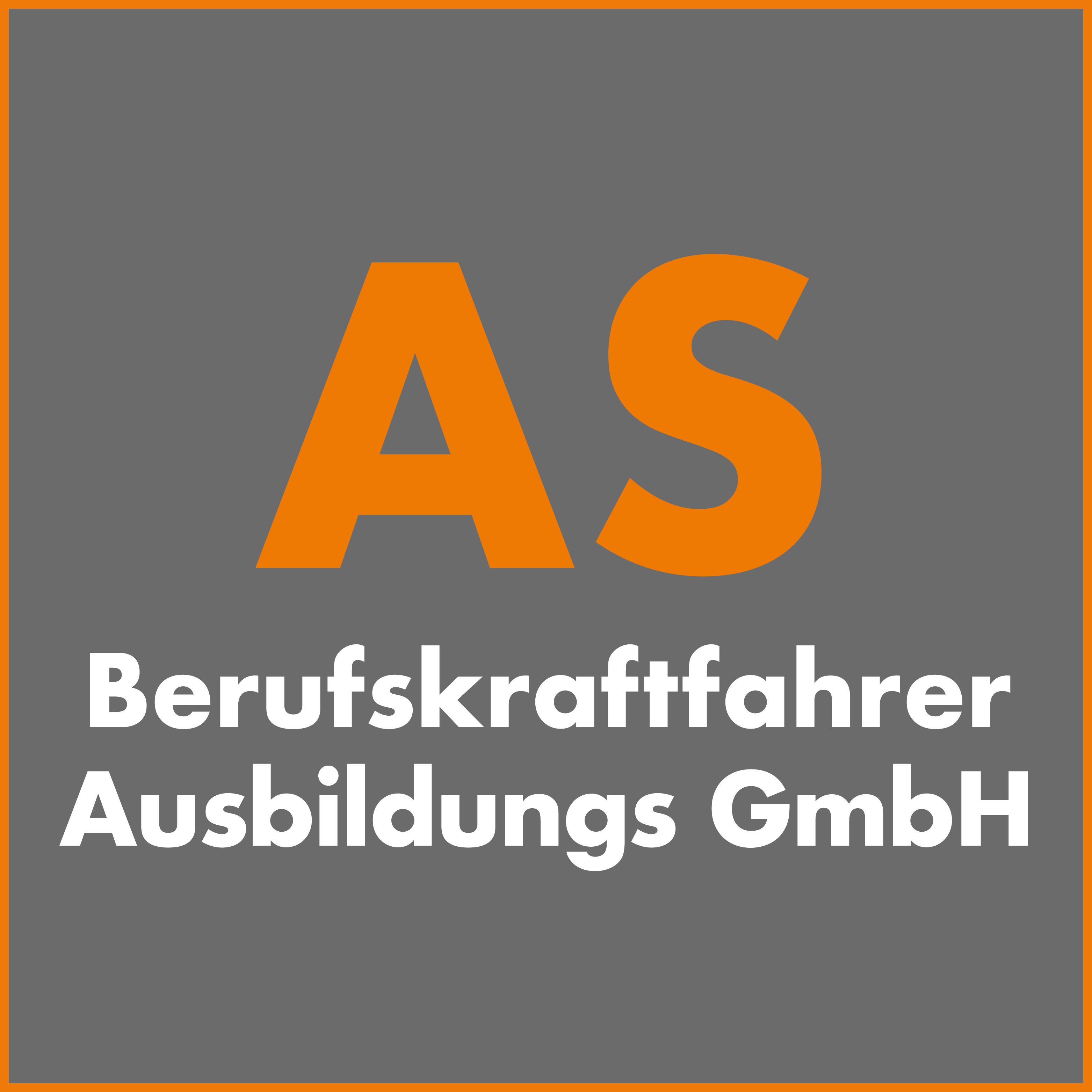 Logo von AS Berufskraftfahrer-Ausbildungs GmbH