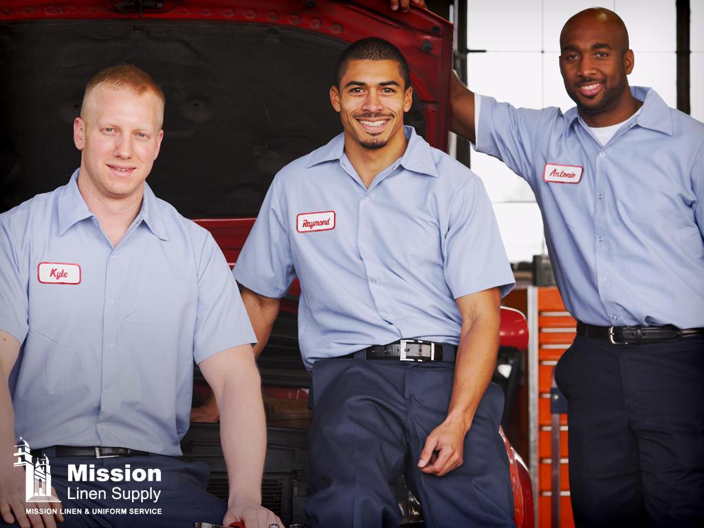 Mission Linen and Uniform Service image 2