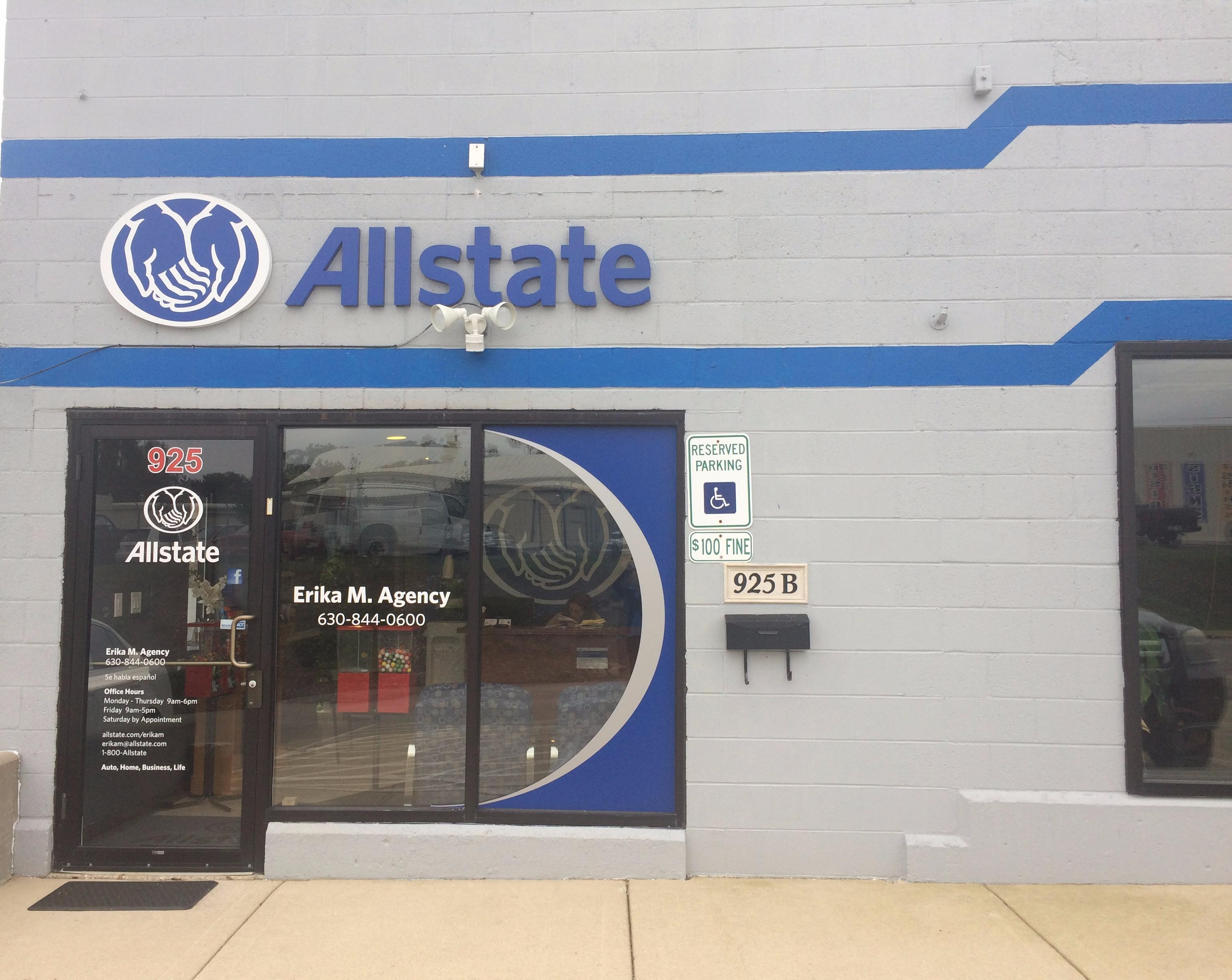 All State Insurance Quote Pleasing Allstate Insurance Agent Erika Munoz  Insurance Agency  Aurora