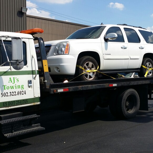 AJ's Towing Service image 2