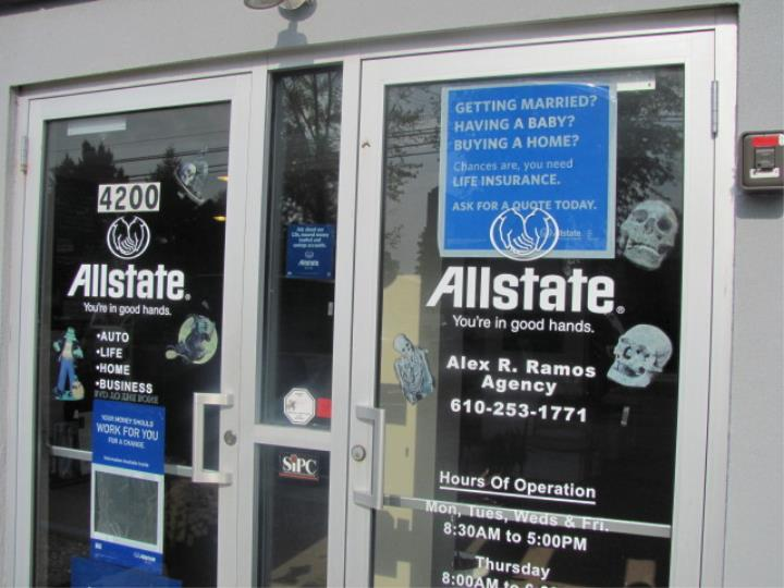 Allstate Insurance Agent: Alex R. Ramos image 1