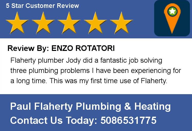 Paul Flaherty Plumbing & Heating Co., Inc. image 5