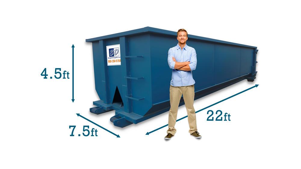 Budget Dumpster Rental image 8